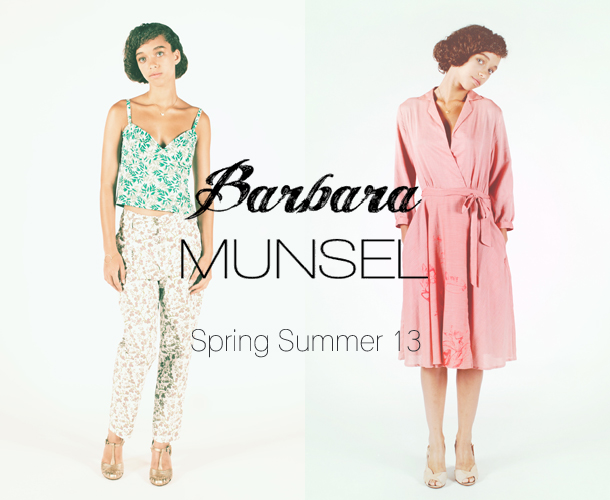 Barbara Munsel/�С��Х顦�ޥ󥻥�