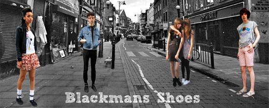 Blackmans Shoes �ץ�ॽ����