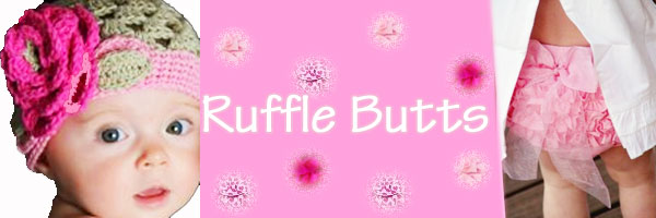 Ruffle Butts ��åե�Хåġ��٥ӡ���