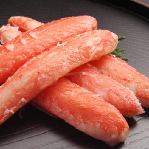 ボイル本ズワイガニ棒肉(大)1kg