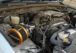 4WD/SUVパーツ(足回り・スープアップ) ハイラックス215サーフ(5VZ)用RUSHフィルター アタッチメントセット