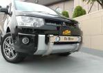 三菱車 パーツ デリカD5用LED DOTARM (LED+フォグランプ付ランプステー)
