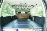 座れる車中泊ベッド-200系ハイエース用