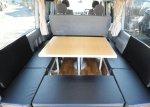 車内インテリア(ベッドやテーブル関係) テーブル天板