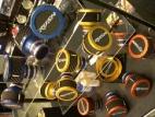 TK TECH全てのブログ 3色のRUSHフィルターを展示しました。