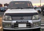 【車種から】ハイラックスに関するブログ ハイラックス130サーフ用フロントプロテクター(バグガード)の在庫
