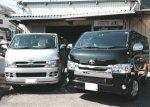 【車種から】ハイエースに関するブログ 4型200系ハイエース納車です。