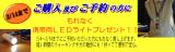 フロントプロテクター(バグガード)ご購入・ご予約キャンペーン実施中!