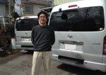 【車種から】ハイエースに関するブログ ベバストFFヒーター・インバーター・ソーラーパネルの取りつけ