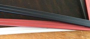 アルマイト加工で色のバリエーション