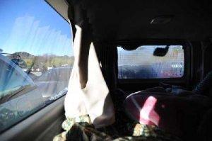 ハイエースでの車中泊は家族の距離を縮めます【画像2】