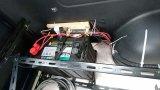 TK TECH全てのブログ 車中泊にあると便利な電装品(ボルテージメーター・USBポート・シガーソケット・外部電源)