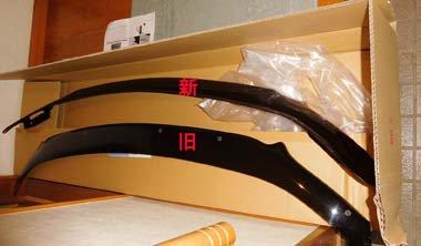 千葉県Sさんから150プラド用バグガードのレビュー届きました【画像4】