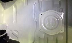 燃料タンクのメンテナンスサービス窓
