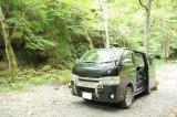 ブログや記事 茨城県のとある渓流のほとりでBBQ&車中泊しました
