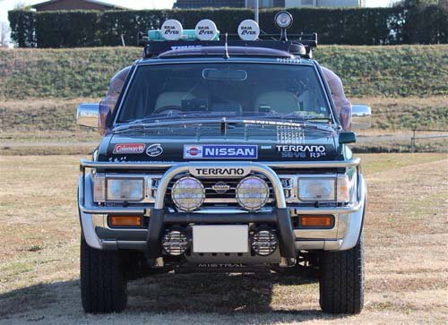 THE 4WD テラノ