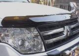 4WD/SUVパーツ(エクステリア) V80/V90パジェロ用フロントプロテクター(バグガード)