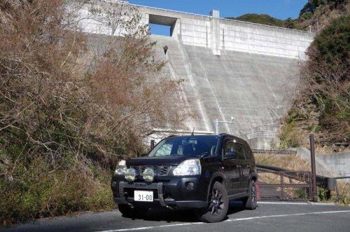 ダムとT31エクストレイル