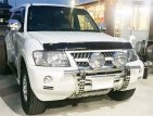 4WD/SUVパーツ(エクステリア) V60/70系パジェロM/C後用VHB(大型フォグランプ取付用ランプバー)