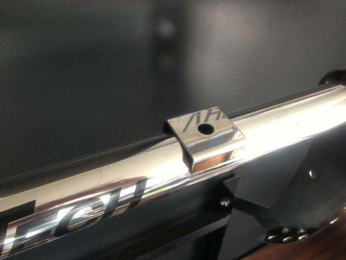 V70/80系パジェロ用大型ランプバーはm/c後も対応しています【画像3】