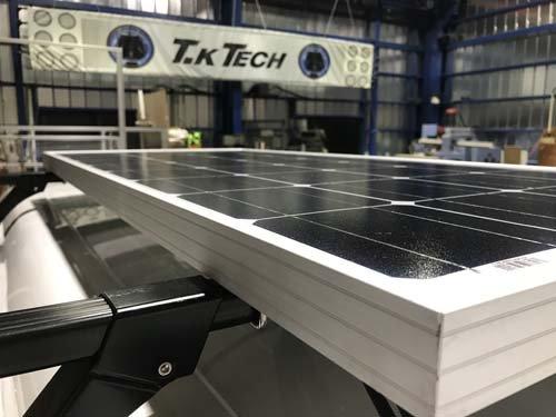 ソーラーパネルのコントローラーは相性のいいものを使用します