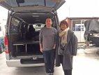 【車種から】ハイエースに関するブログ 電装品の取付まで考えたベッドキットでスマートな取り付けの神奈川県Tさんハイエース