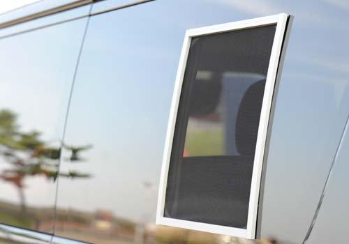 NV350キャラバン用バグネット(網戸)【画像6】