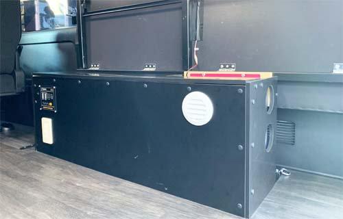 電装品BOX作成