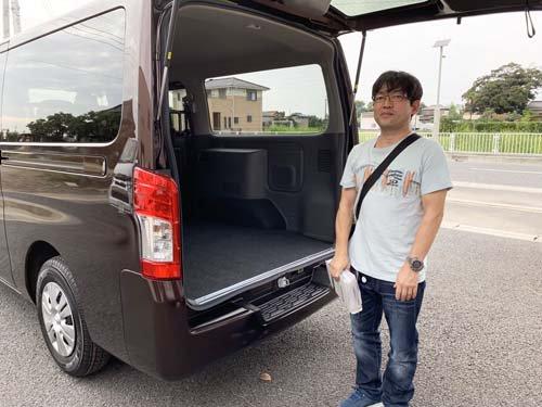 NV350キャラバンにベバストFFヒーターやシガーソケットやUSBポートや電圧計を取り付ける相談しました