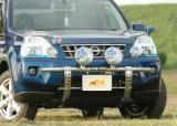 日産車 パーツ T31エクストレイル(M/C前)ガソリン車用VHBtypeR(大型フォグランプ取付用ランプバー)