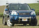 LED DOTARM(ブルーリング&フォグランプ付きランプステー) T31エクストレイル(M/C前)ガソリン車用LED DOTARM(フォグ付ランプステー)