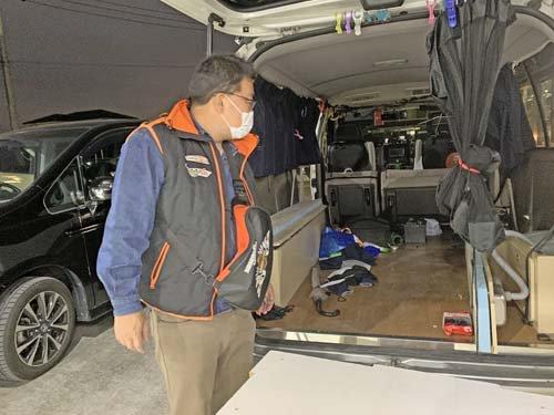 グランドハイエースに付いているベバストヒーターAT2000Sのコンピューター診断をしました【画像2】