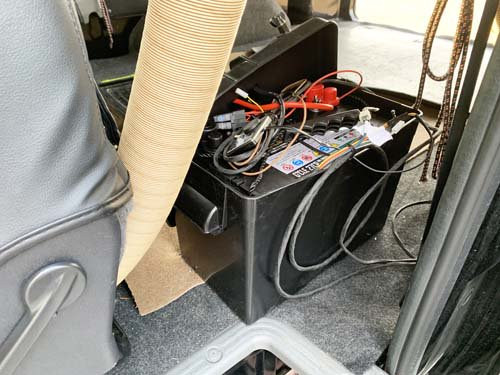 波乗りさんのNV350キャラバンにも重宝なベバストFFヒーター 【画像3】
