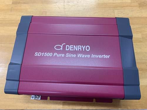 SD1500インバーター