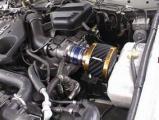 4WD/SUVパーツ(足回り・スープアップ) Y61サファリ(TB45E)用RUSHフィルター アタッチメントセット