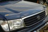 4WD/SUVパーツ(エクステリア) ランドクルーザー100 用 フロントプロテクター(バグガード)