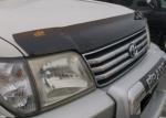 4WD/SUVパーツ(エクステリア) ランドクルーザー90プラド(ランクル90プラド)用フロントプロテクター(バグガード)