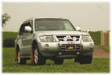 V70系パジェロ パーツ V60/V70系パジェロ(M/C〜)用DOTARM(フォグランプステー)