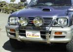 その他の車種 パーツ ストラーダ用DOTARM(フォグランプステー)