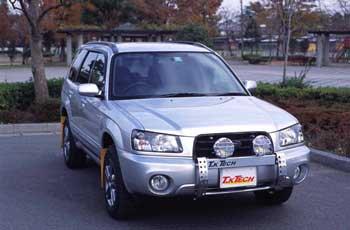 フォレスター用DOTARM(ランプステー) - 4WD・RV車のアフターパーツメーカー 「T.K