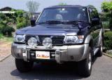 Y61サファリ パーツ Y61サファリ用VHB(大型フォグランプ取付用ランプバー)
