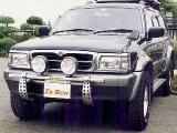 マツダ車 パーツ プロシード用VHB(大型フォグランプ取付用ランプバー)