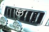 4WD/SUVパーツ(エクステリア) ランドクルーザー120プラド用インセクトスクリーン
