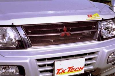 V60/70パジェロ用インセクトスクリーン