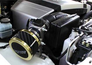 ランドクルーザー100 シグナス(2UZ)用RUSHフィルター セット