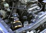 4WD/SUVパーツ(足回り・スープアップ) ランドクルーザー90プラドM/C前(5VZ)用RUSHフィルター アタッチメントセット