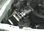 4WD/SUVパーツ(足回り・スープアップ) ランドクルーザー90プラド3RZ用RUSHフィルター アタッチメントセット