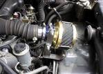 4WD/SUVパーツ(足回り・スープアップ) ランドクルーザー90プラド1KZ用RUSHフィルター アタッチメントセット