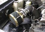 4WD/SUVパーツ(足回り・スープアップ) 70プラド(1KZ)用RUSHフィルター アタッチメントセット
