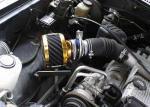 4WD/SUVパーツ(足回り・スープアップ) ランクル70(1PZ)用RUSHフィルター アタッチメントセット